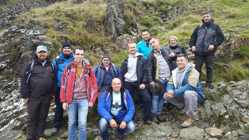 MSJ HAMMERSMITH Snowdonia National Park